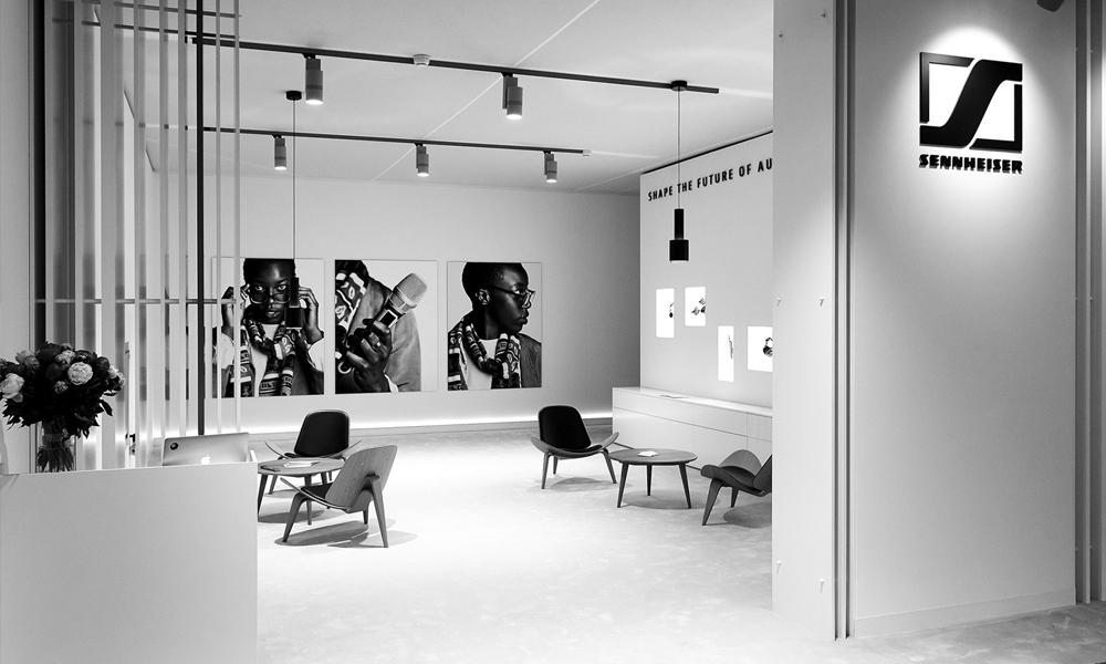 Sennheiser x Art Basel